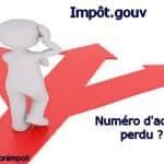 Comment obtenir le numéro d'accès en ligne aux impôts ?