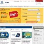 Comment consulter mes comptes Carrefour Banque ?