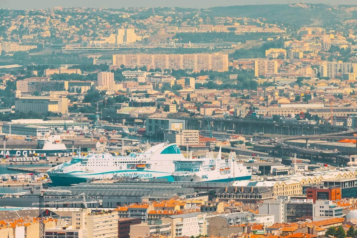 marché de l'immobilier à Marseille