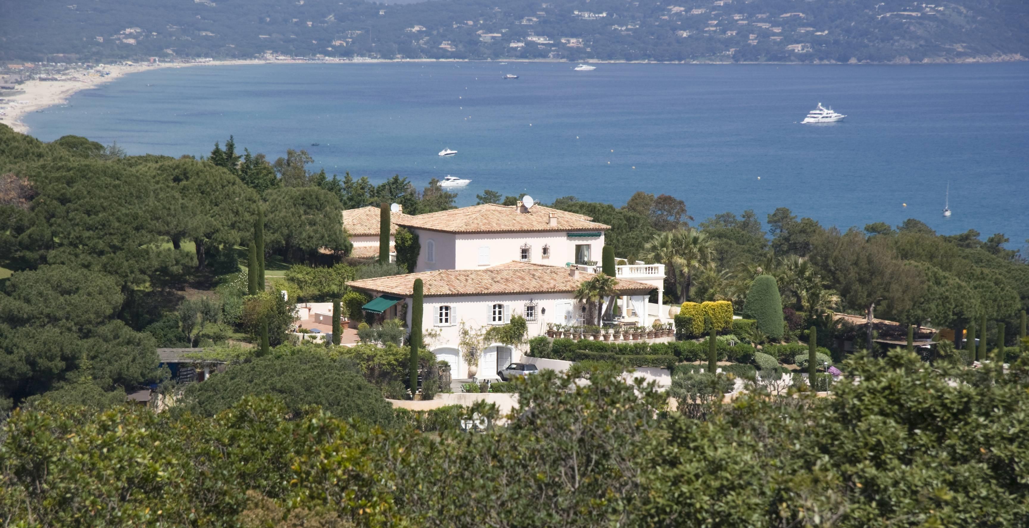 Investir villa de luxe arrière-pays Nice