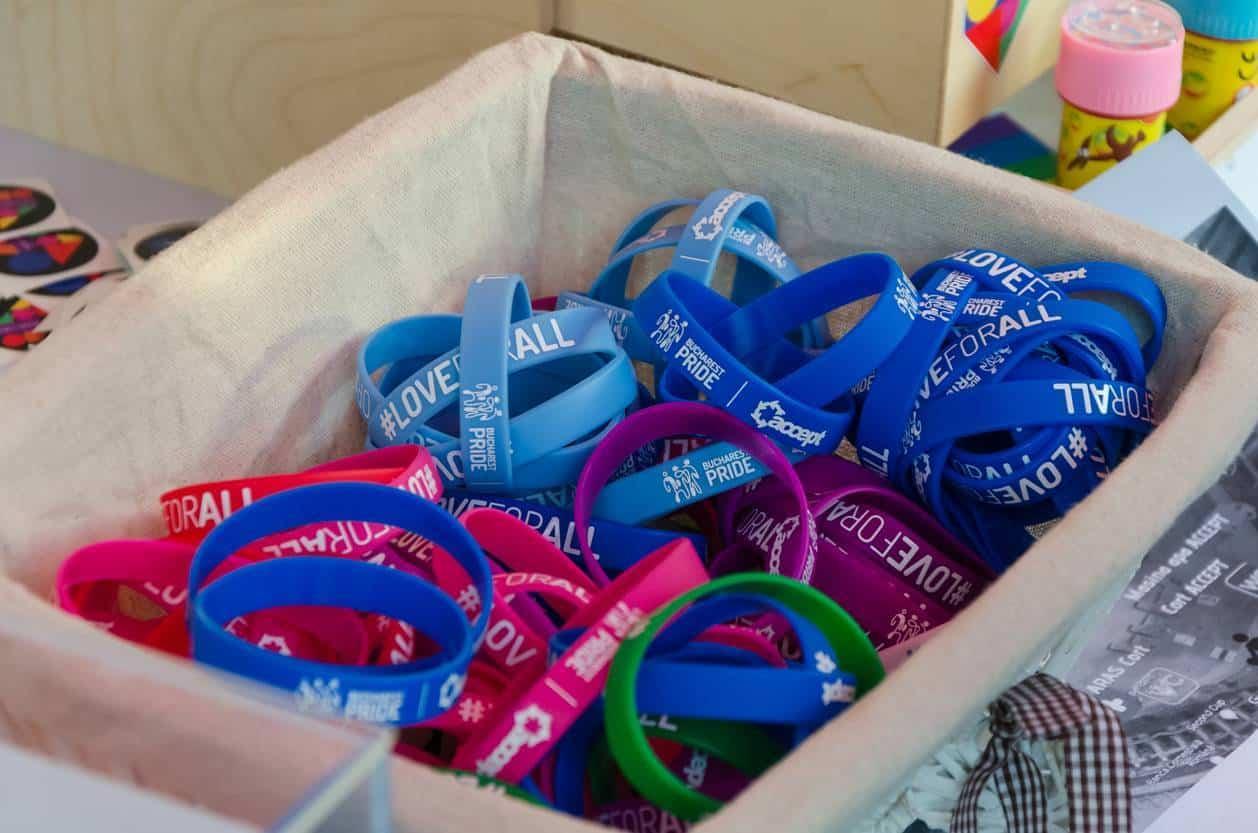 objet publicitaire bracelet en silicone
