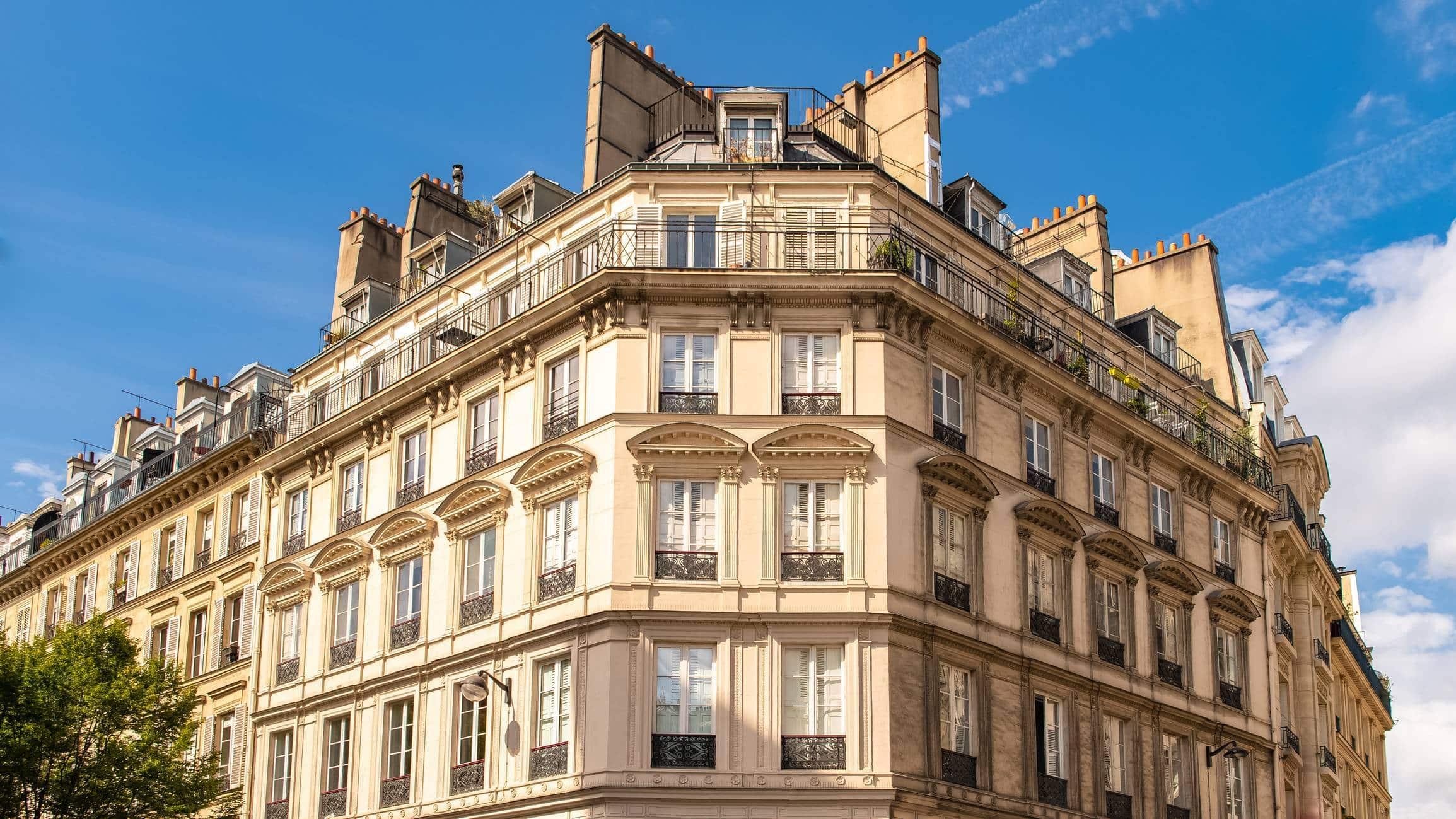 rénovation paris bâtiment