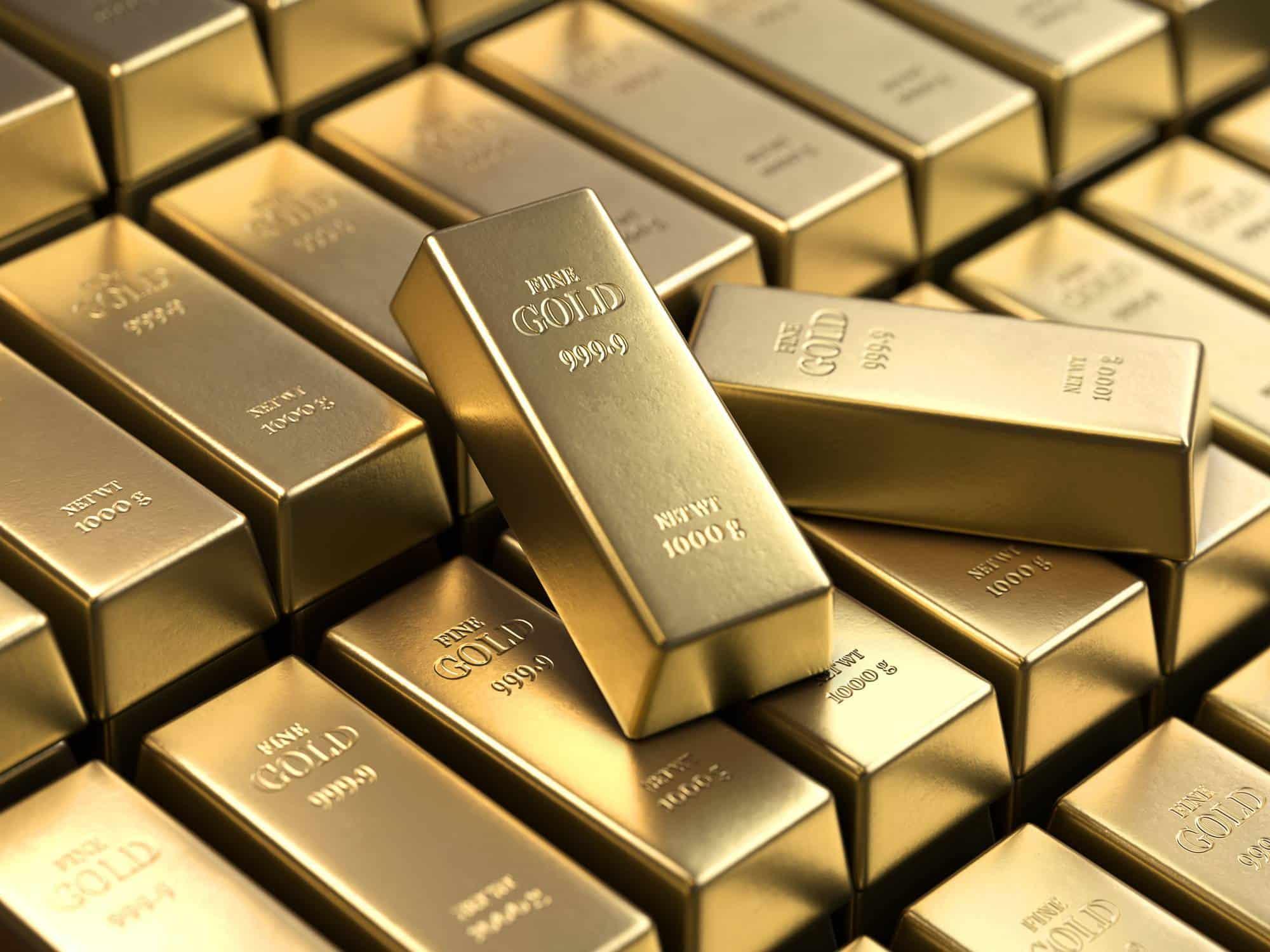fluctuations du cours de l'or